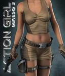 Exnem Action Girl G3F