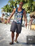 Beach Vibes Outfit G3M